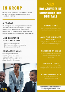 EN Group - Communication Digitale