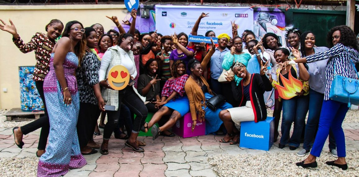 Engroup - Wetech Boost with facebook douala