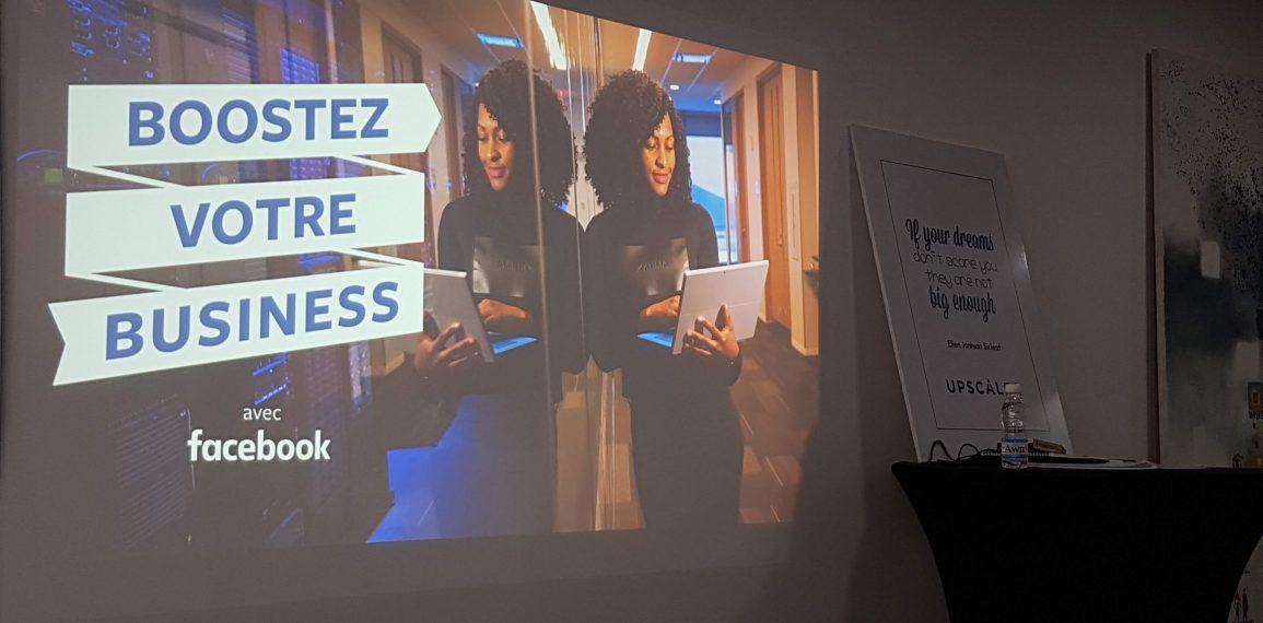 Boost With Facebook - Boost Your Business - ToT Abidjan - EN Group