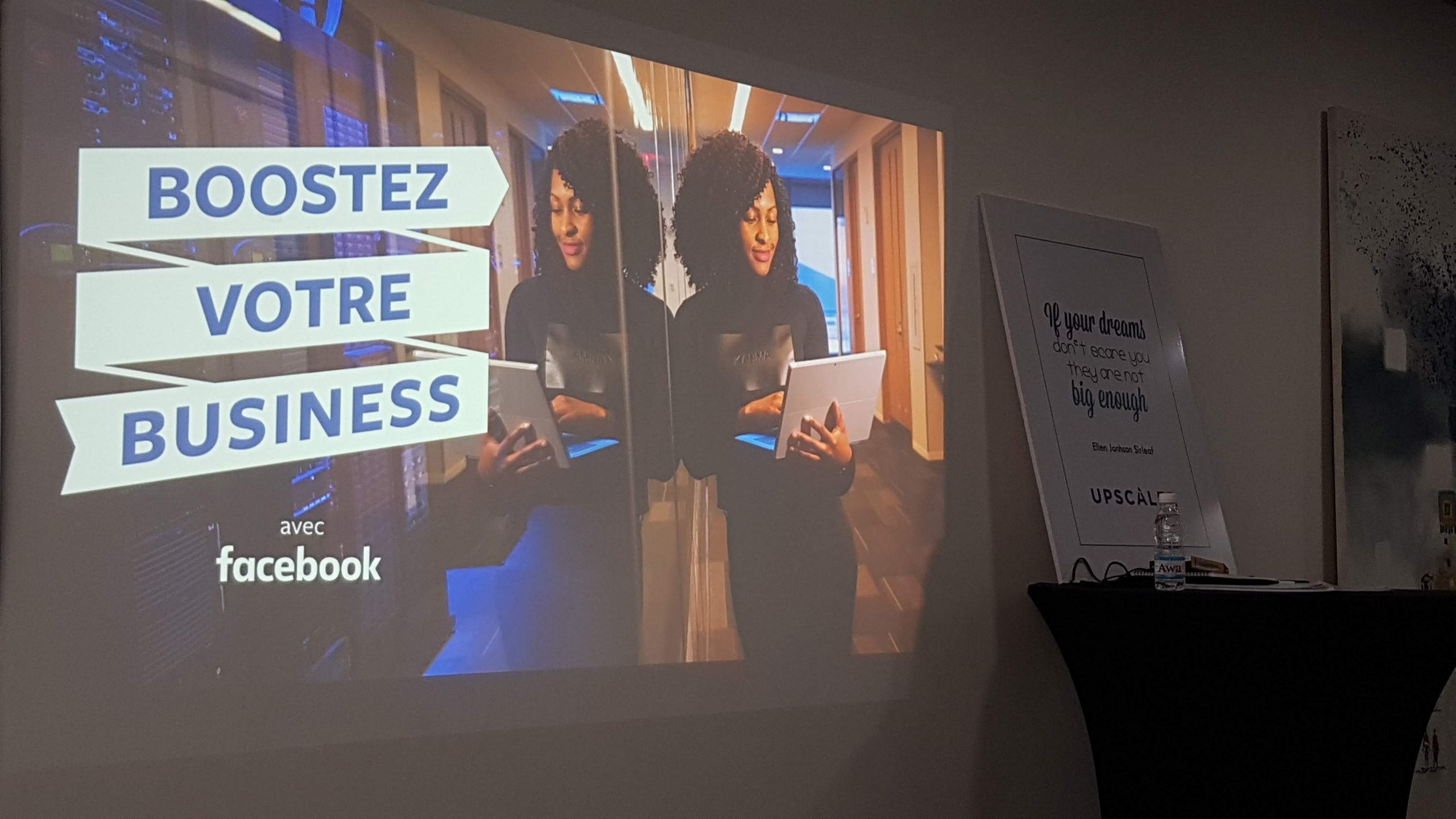 Boost With Facebook - Boost Your Business - ToT Abidjan - EN Group