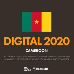 2020 Digital Report Cameroon - EN Group