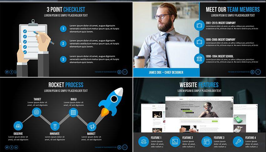 Conception de Présentation PowerPoint