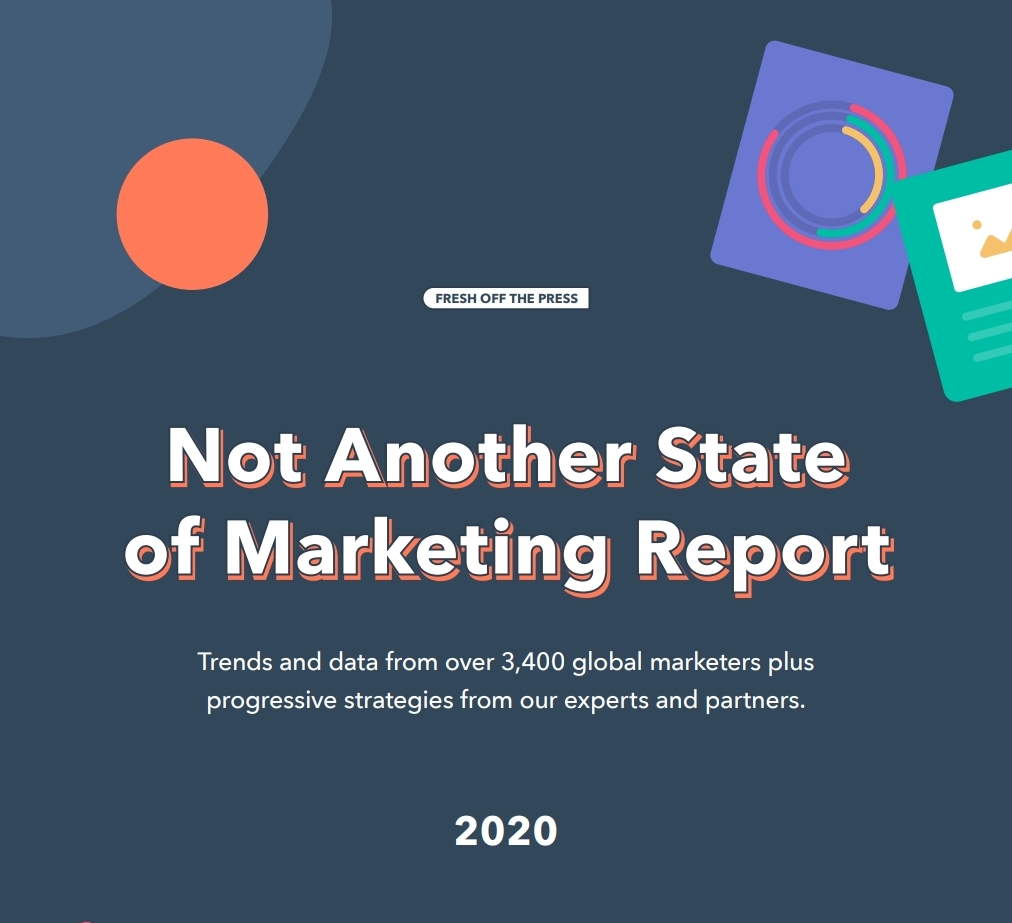 State of Marketing Report - 2020