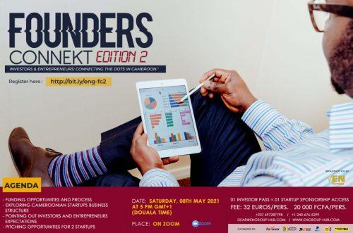 Founders Connekt 2 - Online - EN Group